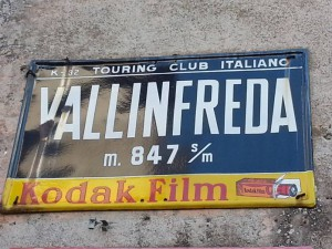Benvenuti a Vallinfreda