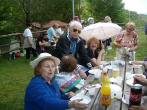 picnic degli anziani