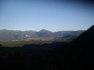 panorama Vallinfreda